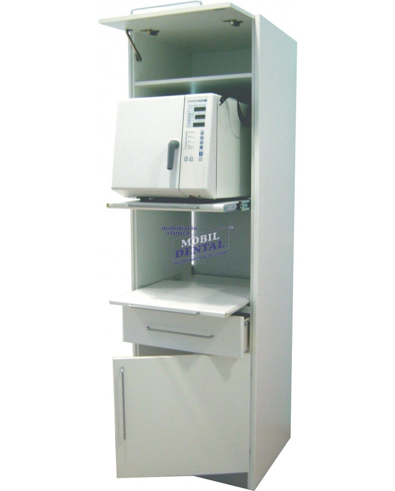 Columna de esterilización