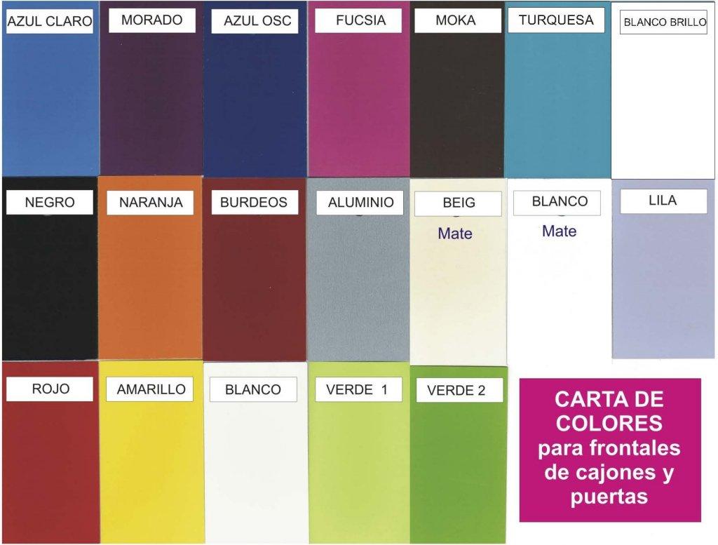 Countertops and colors mobil dental mobiliario clinico - Colores para pintar ...